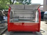 Carro de encargo del servicio de alimento de Yieson