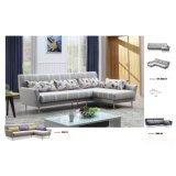 Mobilia L sofà dell'angolo del salone di modo di figura
