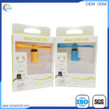 Sommer-Gerät-Arbeitsweg beweglicher Mini-USB-Ventilator mit intelligentem Telefon