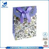 Изготовленный на заказ водоустойчивый лоснистый прокатанный мешок цветка бумажный