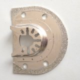 L'outil multi de oscillation scie la lame de diamant de Fein Multimaster de lame