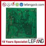 OSPの表面処理のプリント基板PCB