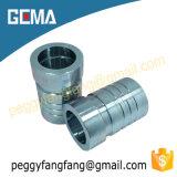 00421 R13/R15 manguito - virola hidráulica del manguito del dispositivo de seguridad del acero de carbón de la virola de 00621 dispositivos de seguridad por la máquina del CNC