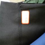Tissus grisâtres empochants (de 80/20) d'arête de hareng de T100d*45 100*80 de tissus poche de couleur
