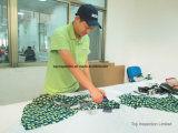Service d'inspection de la qualité pour produits électroniques, production Sofeline et produit Hardline