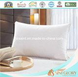 Оптовая подушка камеры роскоши 3 гостиницы дома рынка для утки гусыни спать 85% вниз заполняя подушку 3 камер
