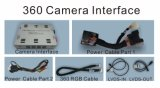 com relação da câmera da parte traseira da opinião de 360 pássaros para Mazda