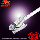 Fascette ferma-cavo universali dell'acciaio inossidabile