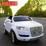Genehmigte neues Modell-Cer-anerkannte kundenspezifische Spielzeug-Auto-Baby-Geräten-Kind-manuelle Fahrt auf Auto mit Musik und LED-Lichtern LC-Car021