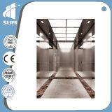 Snelheid 1.5m/S Alle Lift van de Passagier van Roestvrij staal 304 Commerciële