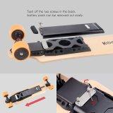 Dual Hub Motor 4 ruedas Electric Moterized Longboard Skateboard con control remoto Electric Skateboard
