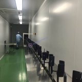 プラスチック部品のためのほこりのない紫外線自動絵画生産ライン