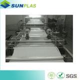 인쇄 광고를 위한 0.3mm에서 5.0mm 백색 & 명확한 PVC 엄밀한 플라스틱 장