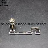 Hardware / terminales personalizados de sujeción de piezas de metal
