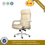 Deluxer Manager-Stuhl-hochwertiger Kuh-Leder-Büro-Stuhl (NS-906A)