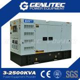 diesel silencioso estupendo de 15kVA Kubota que genera (GPK15S)