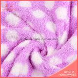 Presente coral do velo/toalha de secagem Home/do hotel cabelo