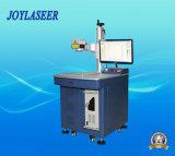 Macchina della marcatura del laser della fibra di Mopa per la marcatura del nero dell'allumina