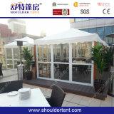 Im Freienausstellung-Zelte mit Glaswand (SDG007)