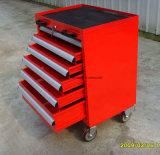 Шкаф вагонетки вагонетки ручного резца с комплектами автомобиля инструментов