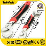 2 ключа универсалии сжатия PCS 9-32mm щелчковых