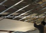 Red de acero ligera galvanizada alta calidad de la quilla/del techo