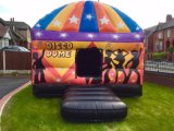 Handelsgüte-aufblasbares Disco-Prahler-Haus