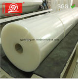 50-60kg alto rodillo enorme de la transparencia LLDPE para el uso de la mano y de la máquina