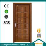 Doppio portello dell'entrata anteriore di legno solido per le Camere