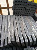 Piezas resistentes al desgaste Lámina semi-autógena de Gride / Liner del molino