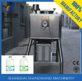 5000L/Hは低温殺菌された牛乳生産ラインをびん詰めにした
