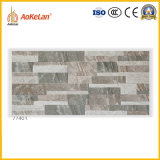 Rustikale keramische glasig-glänzende Wand-Fliese