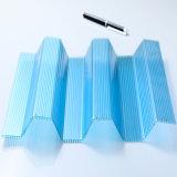 中国の10年の保証の屋根ふきのための波形の固体ポリカーボネートシート