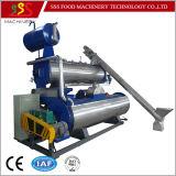Polvo de los pescados de la máquina de la harina de pescado del certificado del Ce del fabricante de China pequeño que hace la línea cadena de producción de la comida del camarón