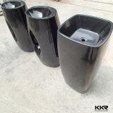 Kkrの固体表面の現代浴室の洗面器