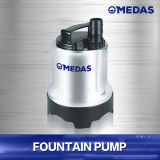 Pompa della fontana per l'acqua salata e fresca