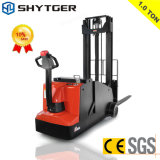 1.0ton Walkie Stacker elétrico com PU Roda (ES10-10CS)