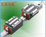 com série do movimento linear SBR TBR de aço inoxidável do Warrantee da qualidade