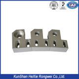 Parte de alumínio anodizada CNC do costume