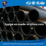 Трубопровод полиэтилена высокой плотности снадарта ИСО(Международная организация стандартизации) для газа