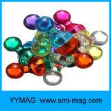 Bunte Qualitäts-Schmucksachenmagnetischer Pin für Verkauf