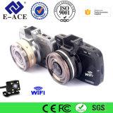 Câmera cheia do carro da visão noturna da caixa negra do carro de HD