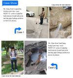 cercatore esterno della perdita dell'acqua sotterranea di Insturment di indagine del tubo di 4m