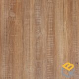 Furniture, Door, MDF, HPL를 위한 Oak Wood Grain를 가진 장식적인 Paper