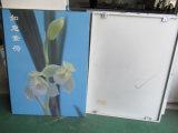 3mmの内部のホーム装飾のためのアルミニウム装飾的な浮彫りになる3D花の壁パネル
