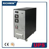 6kVA~10kVA quente, UPS em linha de alta freqüência com a onda de seno pura Output e bateria interna