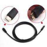 소형 에 소형 HDMI 또는 Dji Phantom3/4/PRO를 위한 표준 케이블 남성 에 남성 데이터 케이블