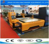 Machine de coupeur de plasma de commande numérique par ordinateur d'acier du carbone