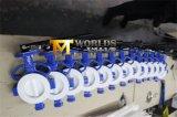 Тип клапан-бабочка волочения тефлона PTFE с ISO одобренным Wras Ce