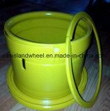 فولاذ صناعيّة متمدّدة قطعة عجلة (8.00-12) [4بك] لأنّ رافعة شوكيّة